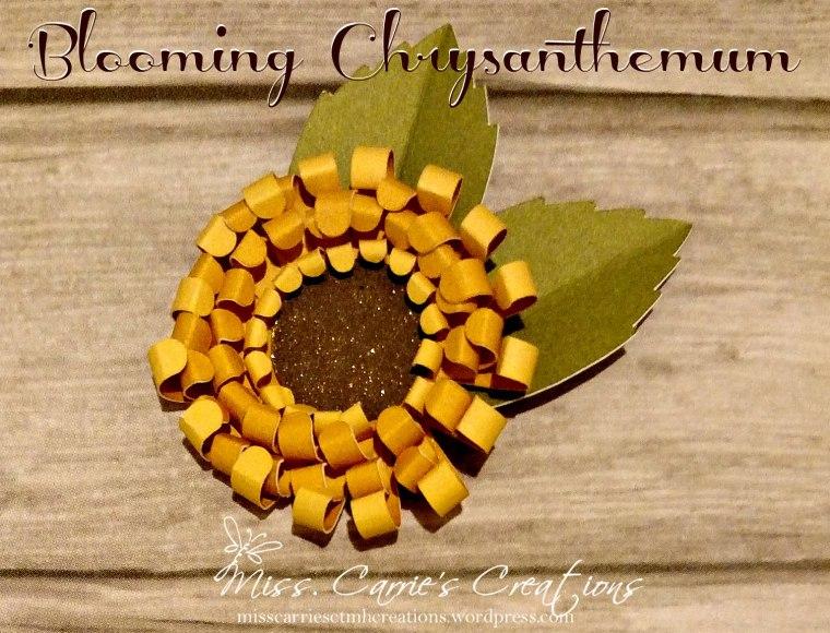 BloomingChrysanthemum