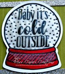ChristmasTunesLayout_SnowGlobe