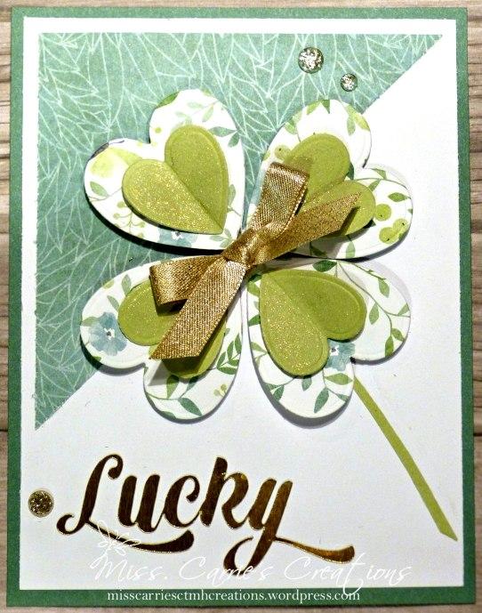 LuckyCloverCard