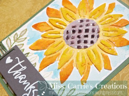 SOTMBlogHopSunflowerCardSideView-misscarriescreations