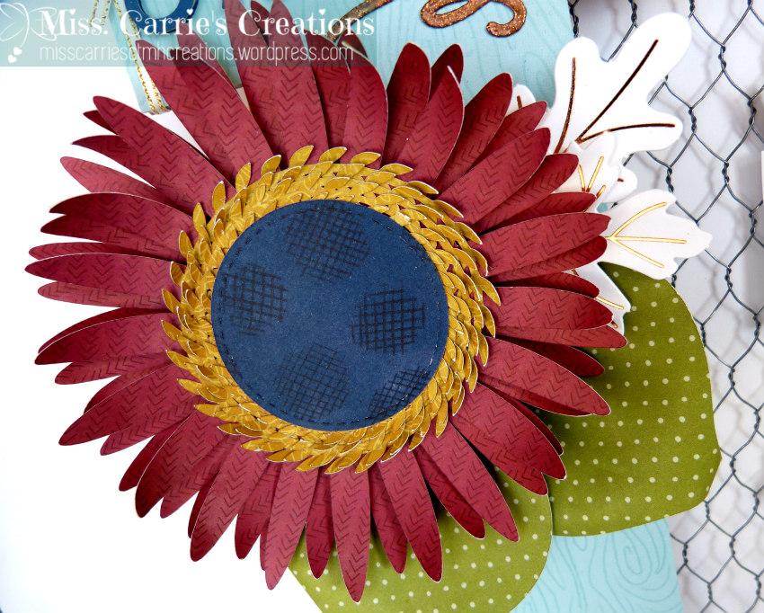 FallMonogramHomeDecor-Sunflower-misscarriescreations