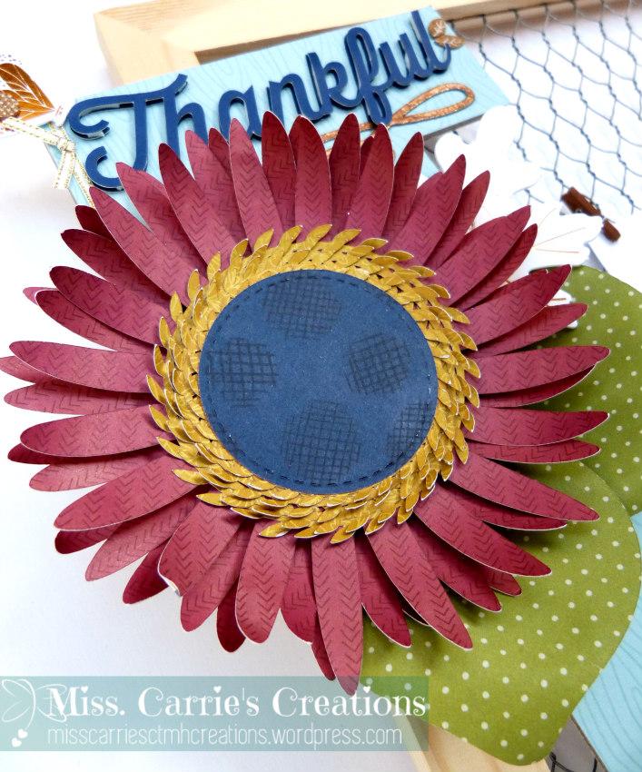 FallMonogramHomeDecor-SunflowerSide-misscarriescreations