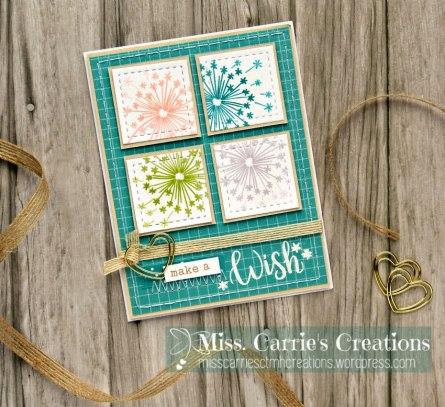 MissCarriesCreations-MakeAWishCard