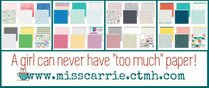 MissCarriesCreationsBOGOPaperSaleCover