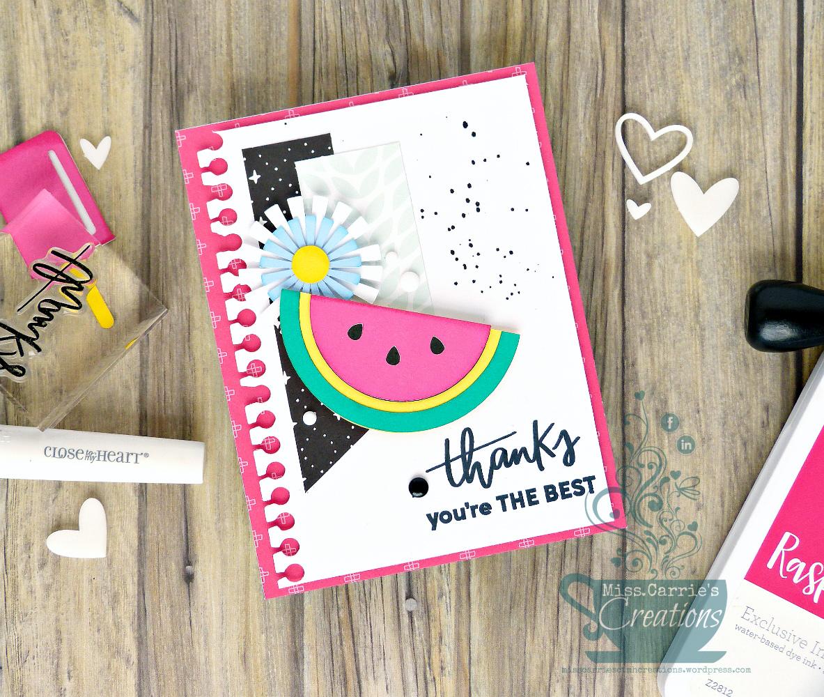 MissCarriesCreations-ThanksAMelonCard
