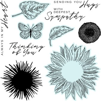 MissCarriesCreations-SunflowerSympathy