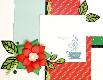 MissCarriesCreations-NovKOTM-ChristmasDayLayout-PhotoFlowers