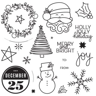 MissCarriesCreations-WhimsicalHolidayStampSet
