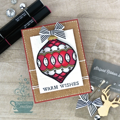 MissCarriesCreations-WarmWishesOrnamentCard