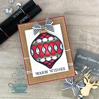 MissCarriesCreations-WarmWishesOrnamentCard